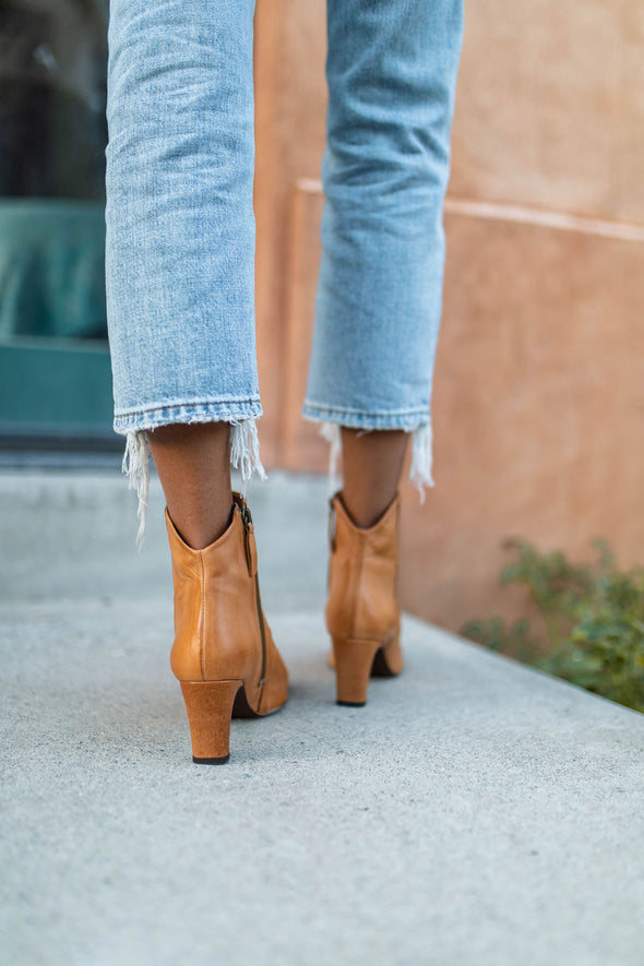 Free People Cybill Heel Boot