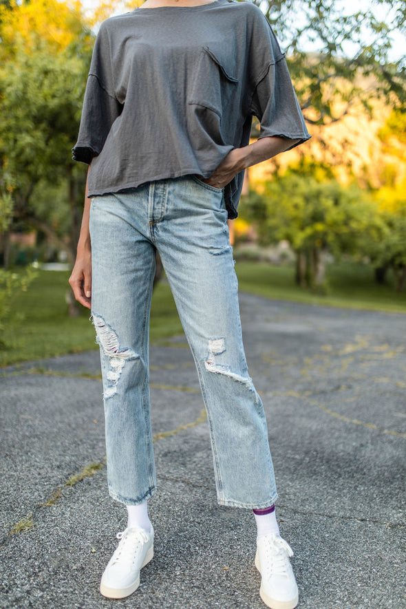 Jude Distressed Jeans