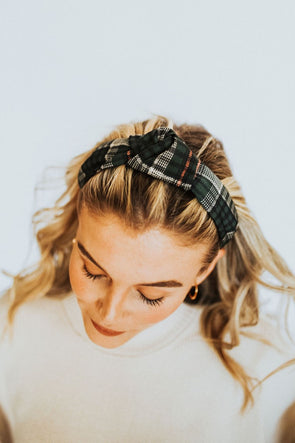 Lanna Knot Headband - Robbie + Co.