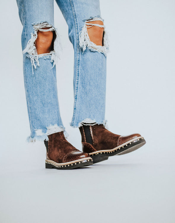 Free People Atlas Chelsea Boot - Robbie + Co.