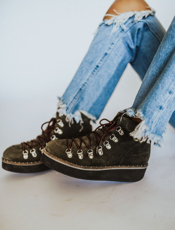 Free People Durango Ankle Boot - Robbie + Co.