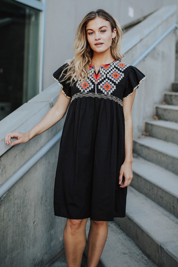 Day Tripper Dress - Robbie + Co.