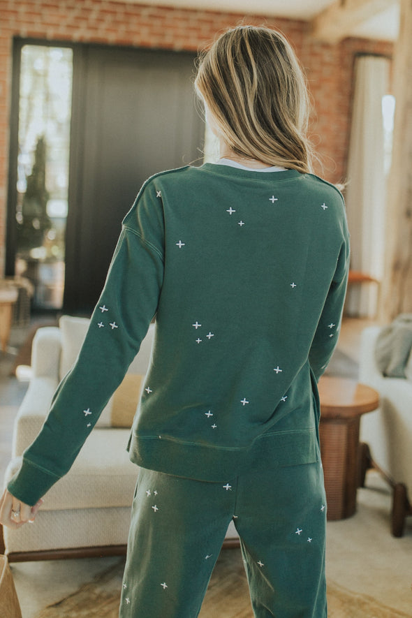 Needle and Pine Sweatshirt