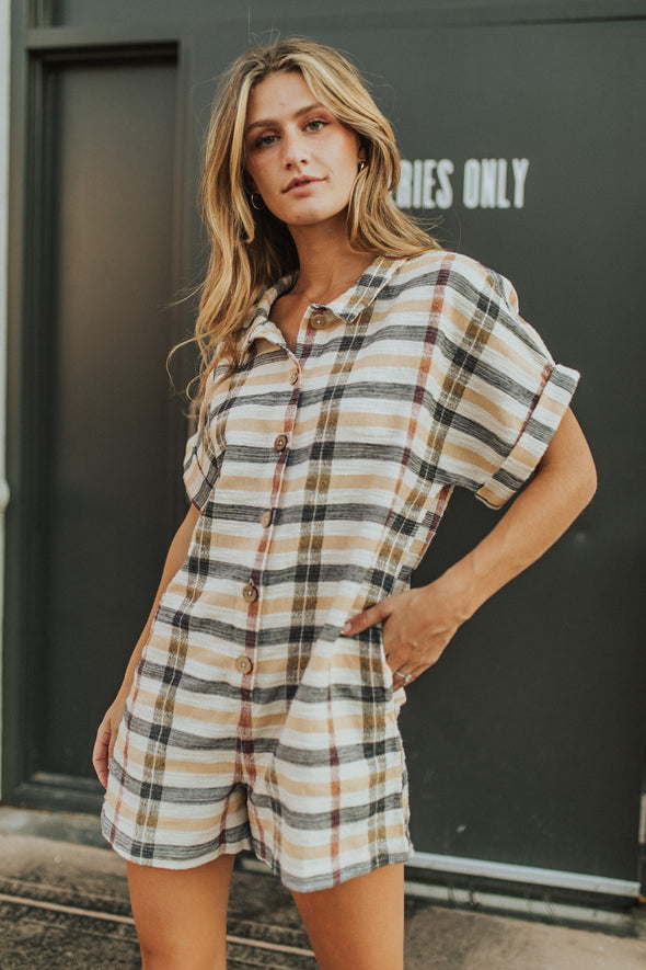 Free People Felicity Romper