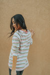 Wildflower Stripe Top