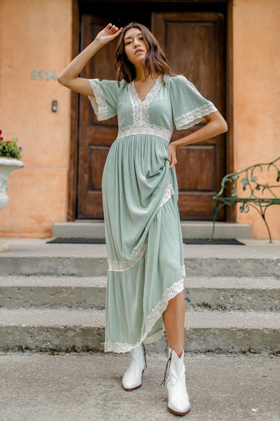 Vernazza Maxi Dress