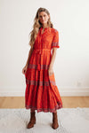 Free People Rare Feelings Maxi Dress - Robbie + Co.