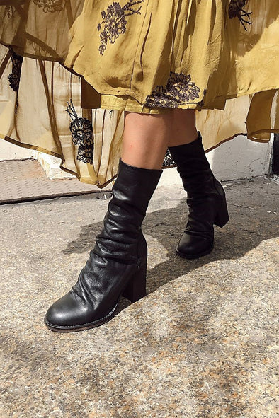 Free People Elle Block Heel Boots