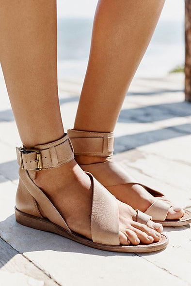 Free People Vale Boot Sandal - Robbie + Co.
