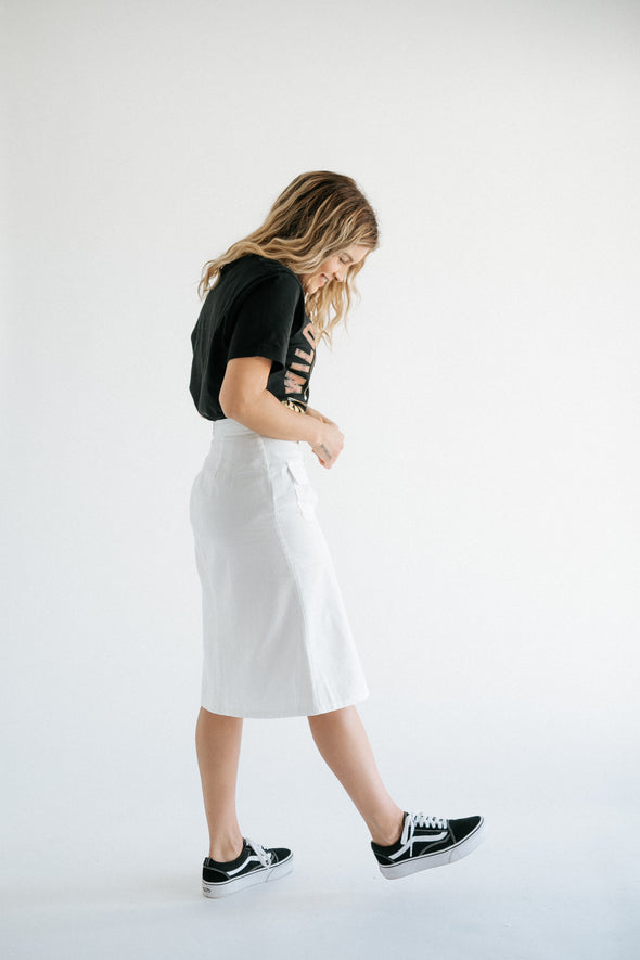 Geronimo Skirt - Robbie + Co.