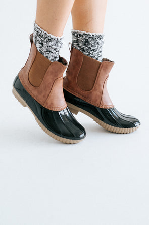 Dylan Boots in Black - Robbie + Co.