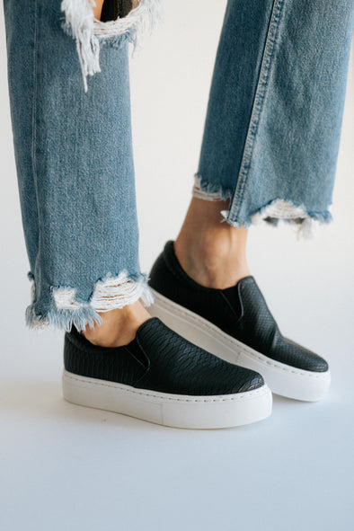 Vinny Slip-On Sneakers (4 Styles Available) - Robbie + Co.