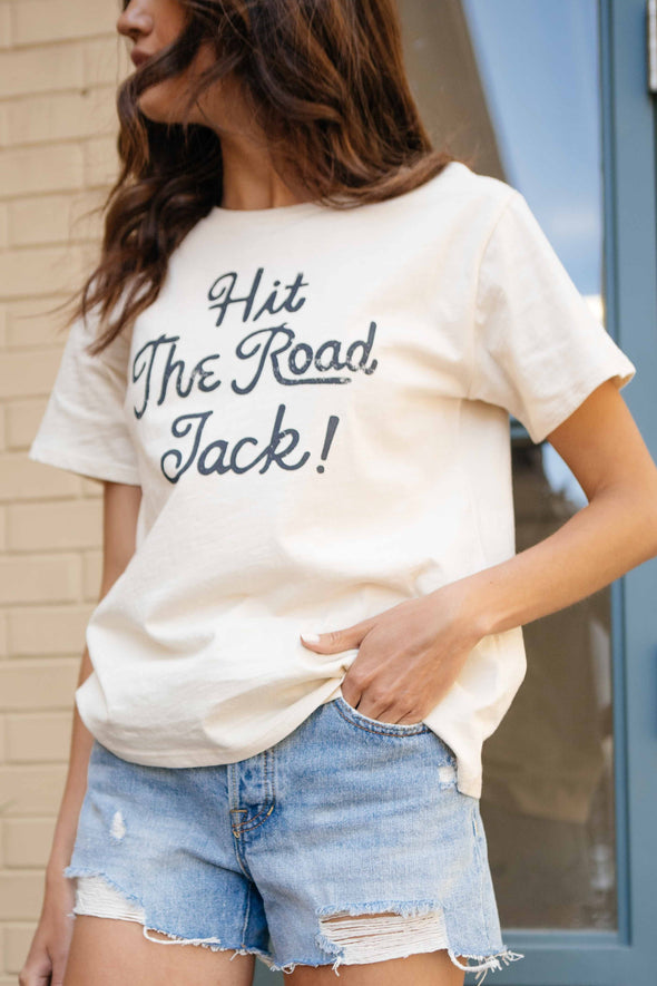 Hit The Road Jack Tee