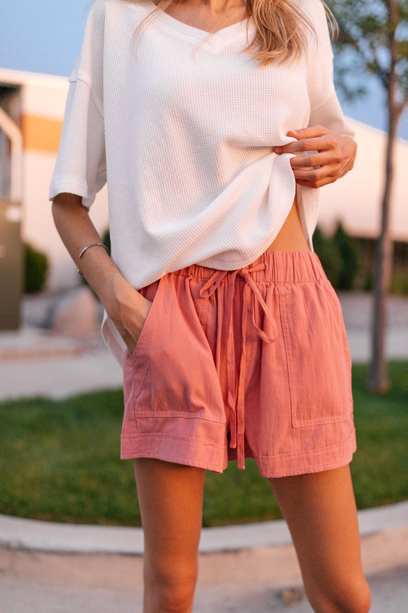 Longer Days Shorts