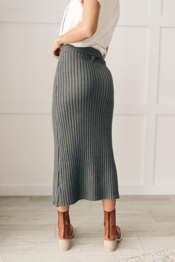 Midtown Midi Skirt