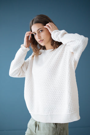 Emerson Sweater in Natural