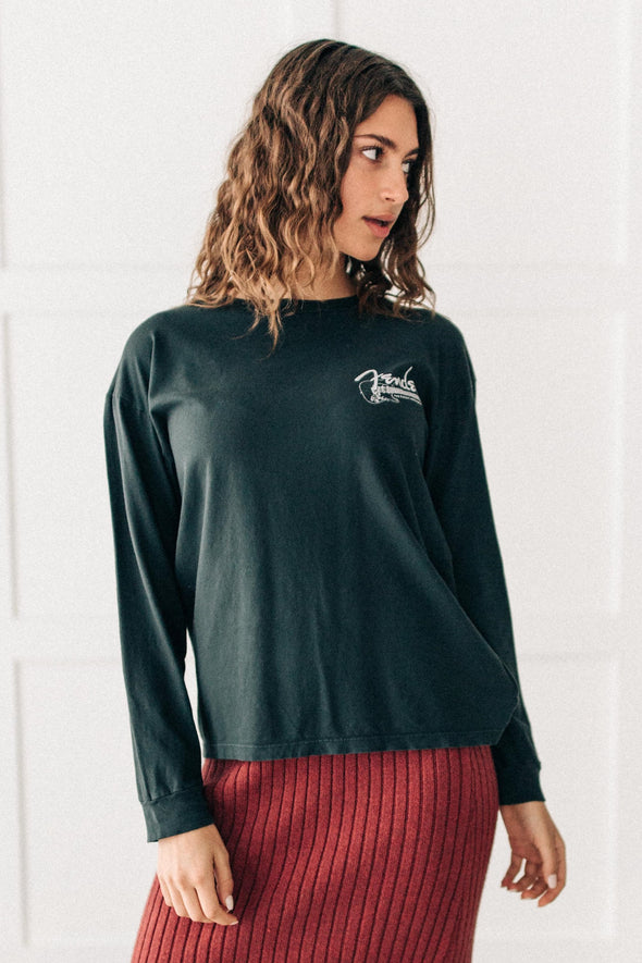 Daydreamer Fender The Sound Long Sleeve Tee