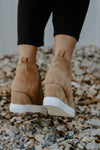 Zoey Wedge Sneaker - Robbie + Co.