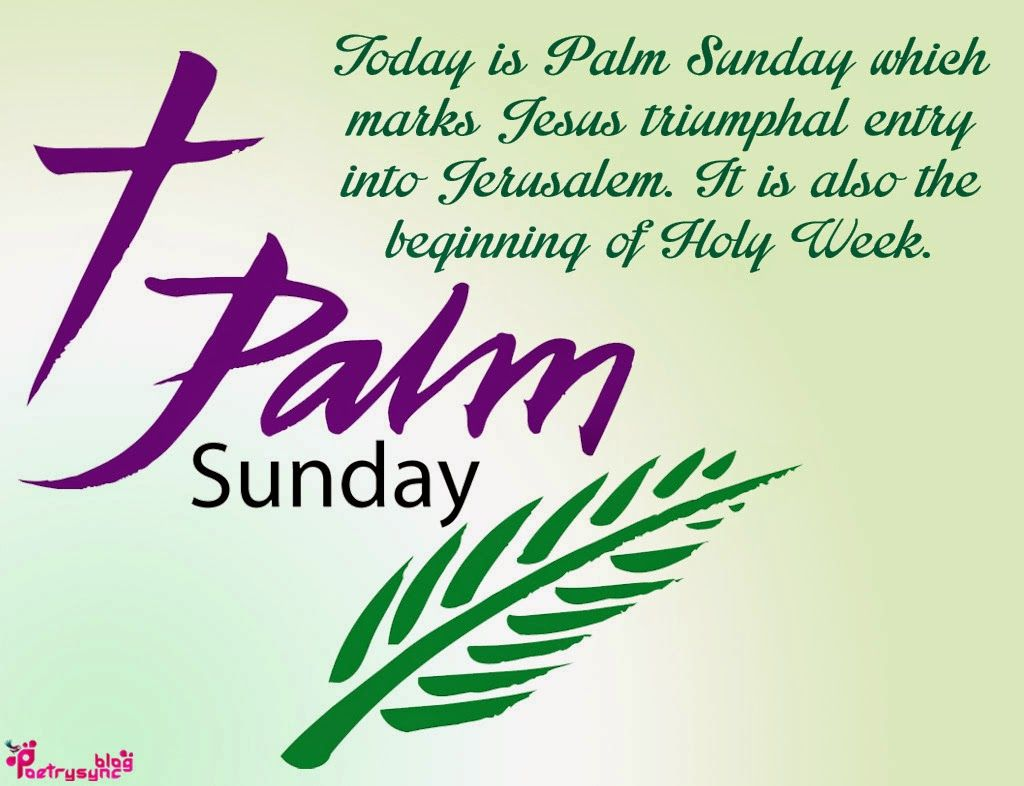 Happy Palm Sunday | RareGlo Organic Shea Products