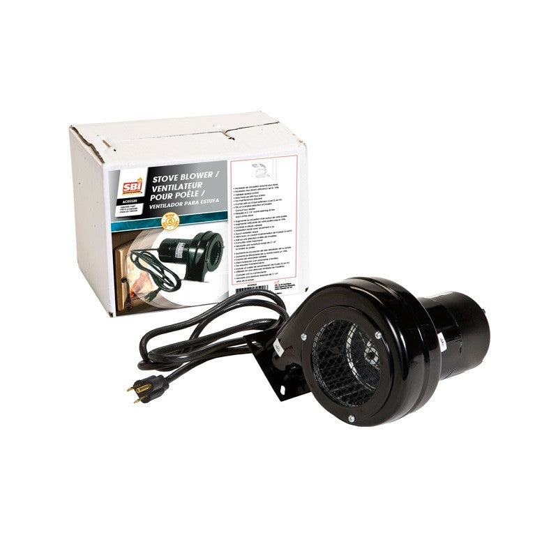 WOOD STOVE BLOWER WITH VARIABLE SPEED CONTROL