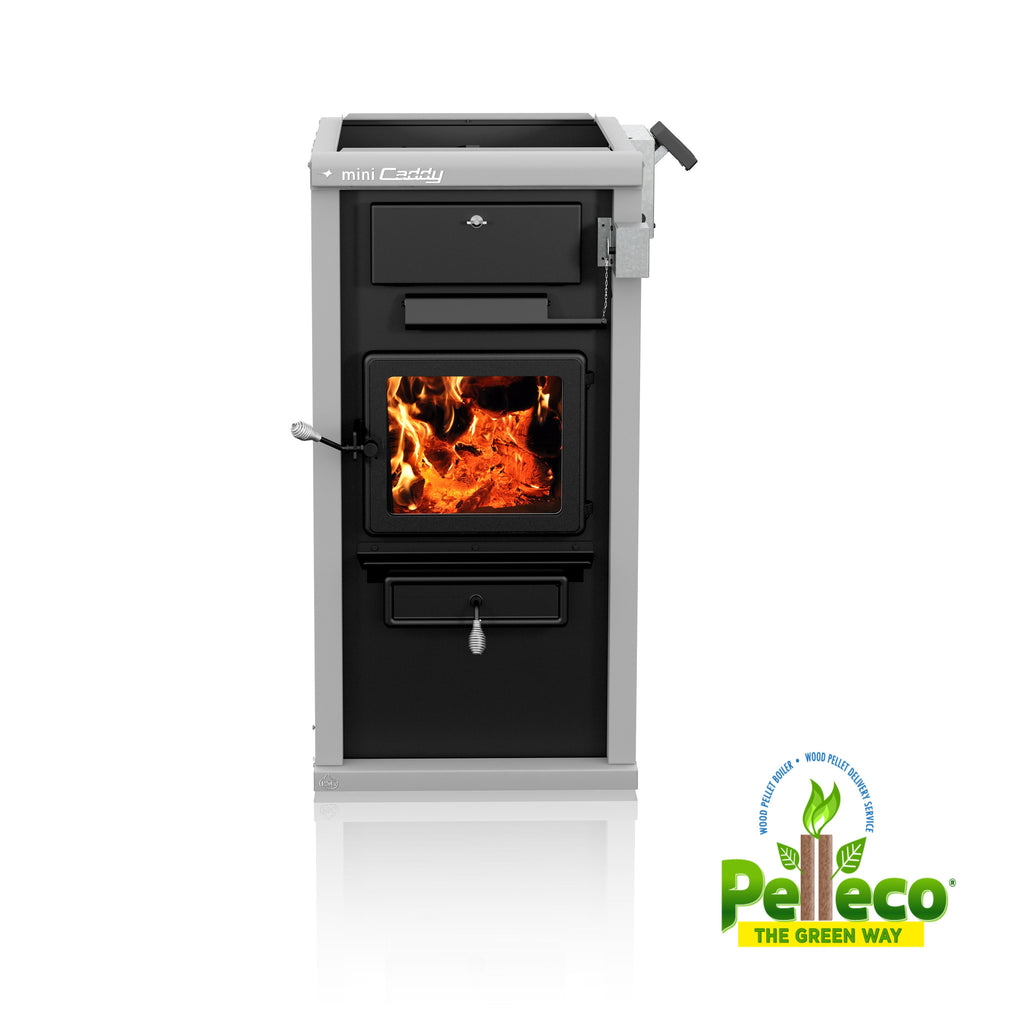 Wood Furnace Mini-Caddy from Pelleco