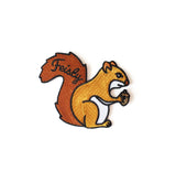 Feisty Squirrel Patch