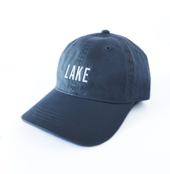 Lake Dad Hat