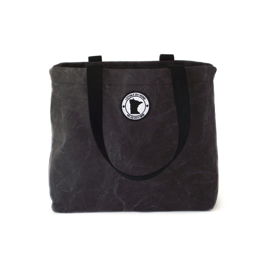 Lakeside Tote Charcoal Gray