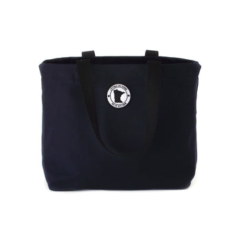 Lakeside Tote Navy