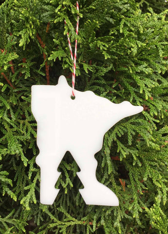 Minnesota Tree Ornament