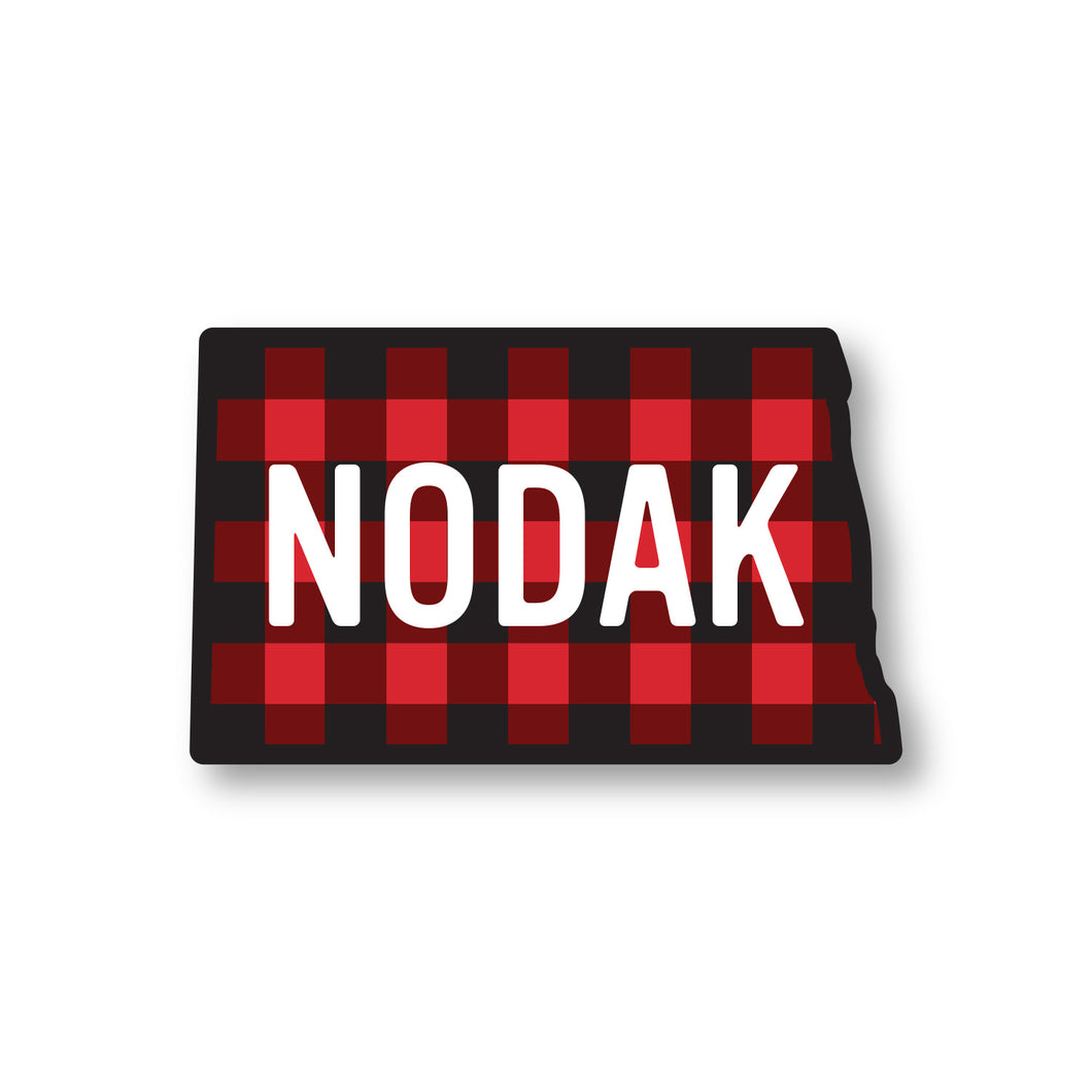 NODAK Sticker