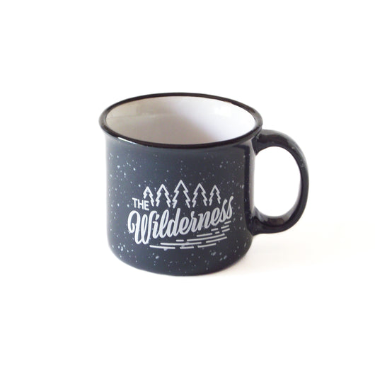 The Wilderness Campfire Mug
