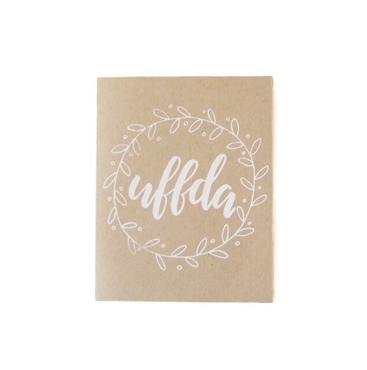 Uffda Card