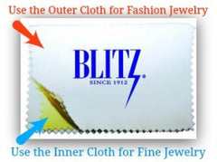 The Blitz Hybrid Microfiber Flannel Cloth is For the Lady Who Loves it All!
