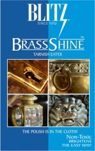 brass shine tarnish eater