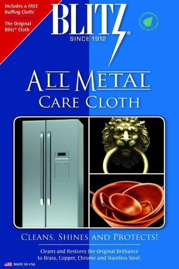 All Metal Cloth Care Cloth