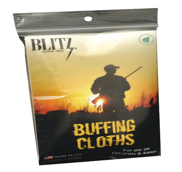 Buffing Cloths - 2 Pack