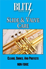 Slide & Valve Care Cloth
