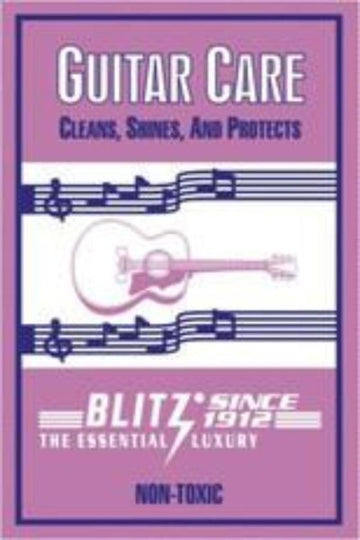 Guitar Care Cloth