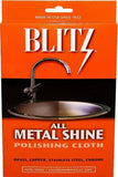 All Metal Shine Polishing Cloth