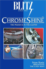 Chrome Cloth Polishing Cloth