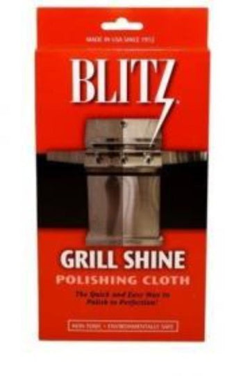 Grill Shine Cloth