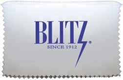 "Blitz® Jewelry Care Cloth ""J"" Series in Multiple Sizes"