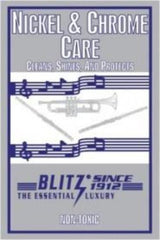 Nickel and Chrome Care Cloth
