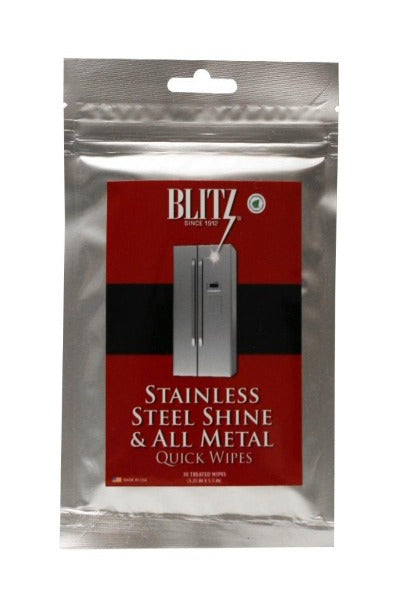 Stainless Steel Wipes