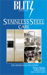 Stainless Steel Care Cloth