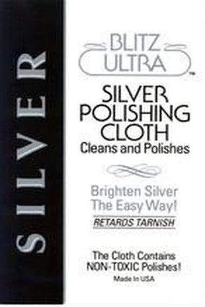 Ultra Silver Polishing Cloth
