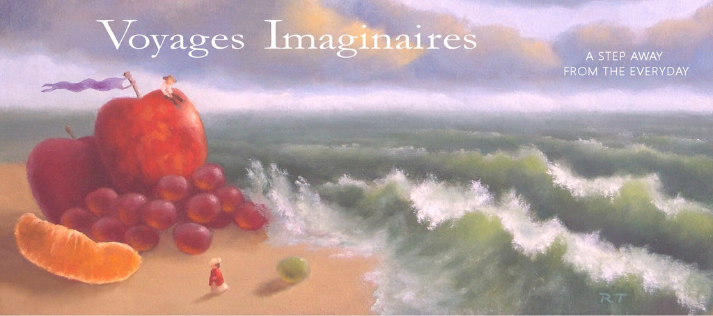 Voyages Imaginaires - Isle of Fruit