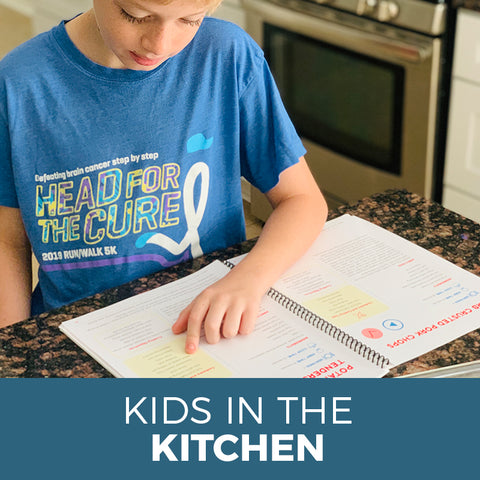 Kids Cooking Lessons with Whis-Kid and Erin Chase