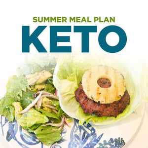 Summer 2021 Meal Plan PDF: ALL KETO
